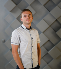 Рибачук Богдан , інженер-конструктор-min